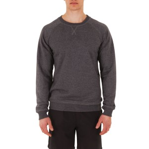 DundasFit The Crosby Mens Training Sweater - Charcoal