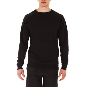 DundasFit The Crosby Mens Training Sweater - Black